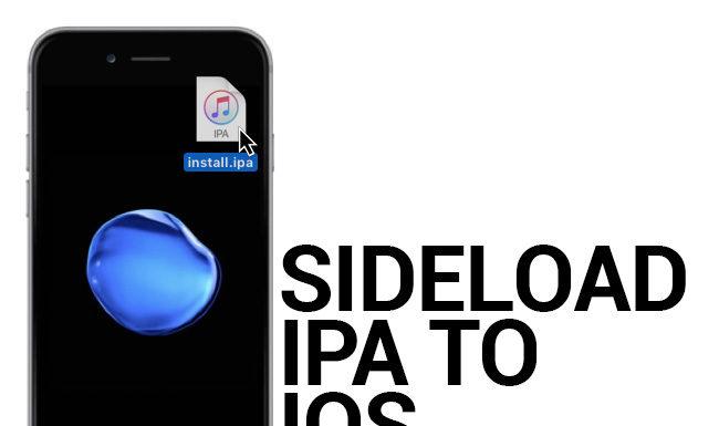 iOS 10.3.1 jailbreak Pangu - sideload iOS tweaked apps