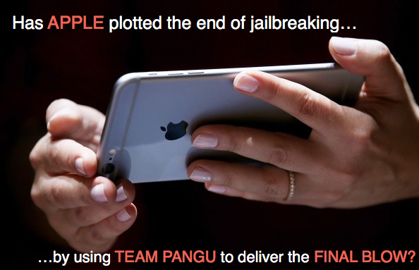 iOS 10.3.1 jailbreak from Pangu