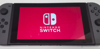 nintendo switch lcd