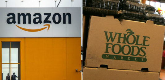 Amazon Whole Foods Microsoft Azure Office 365
