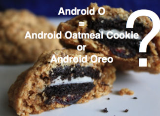 Android O Android Oreo Android Oatmeal Cookie