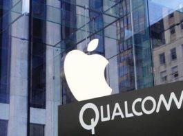 Apple Qualcomm legal dispute