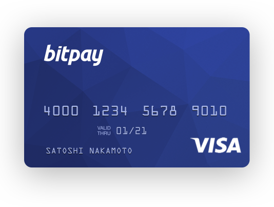 BitPay app on Windows 10 Mobile