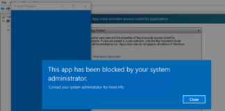 Windows 10 AppLocker