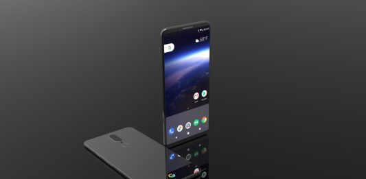 Google Pixel 2 Taimen OLED panels from LG Display