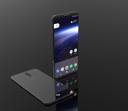 Google Pixel 2 Taimen OLED panels from LG Display