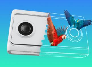Google VR180 Lenovo virtual reality camera