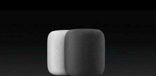 Apple HomePod Amazon Echo Google Home smart speakers