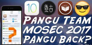 Pangu iOS 10 jailbreak