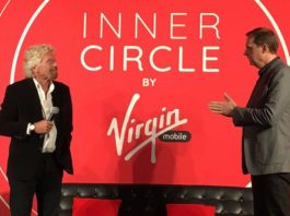 Virgin Mobile Inner Circle