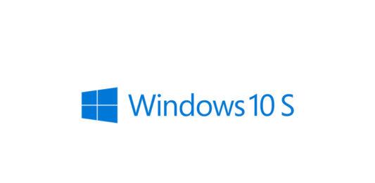 Windows 10 S security concerns
