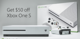 Xbox One S $50 discount to $199
