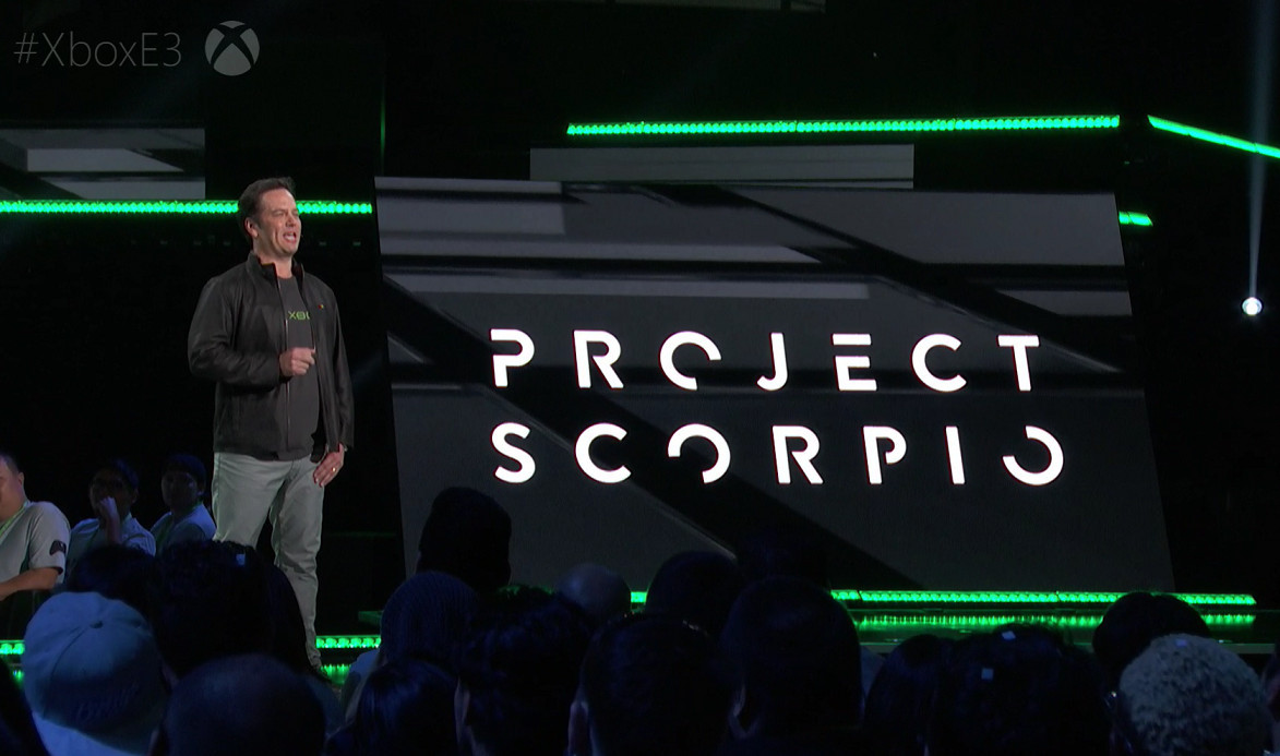 Phil Spencer Explains Why Xbox One X Is Not Called Scorpio