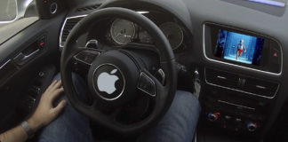 autonomous vehicle tests Apple Inc
