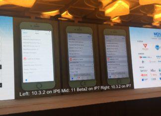 iOS 10.3.2 jailbreak MOSEC 2017