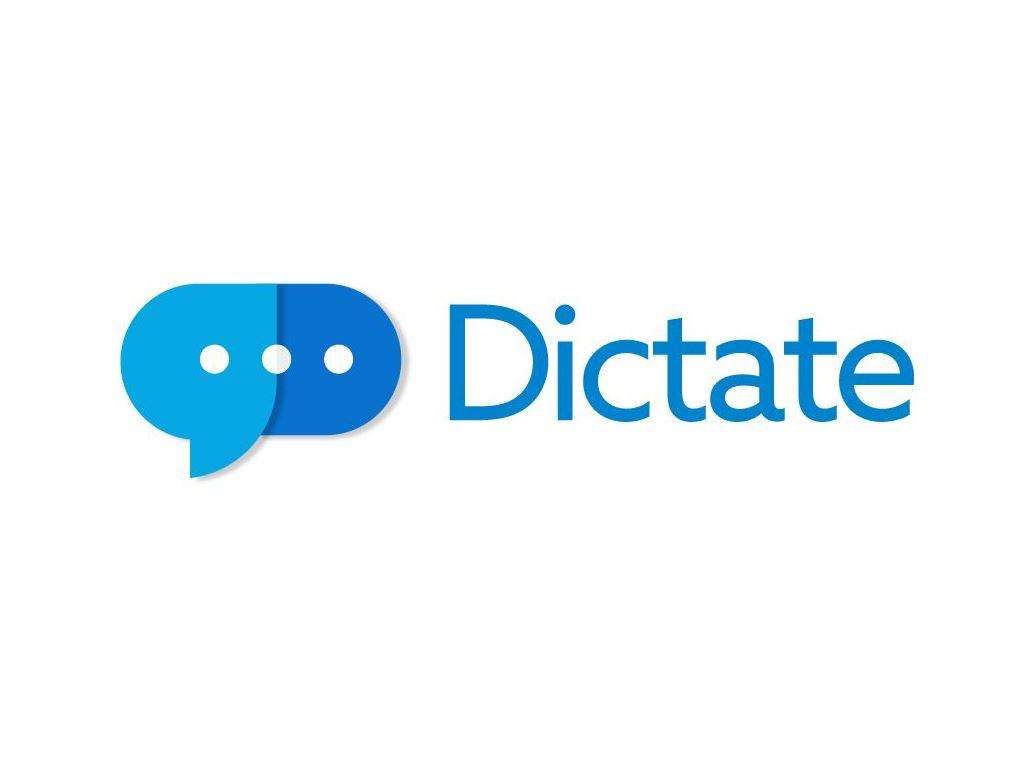 Microsoft Dictate Starten