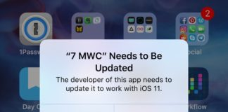 32-bit apps no support on iOS 11