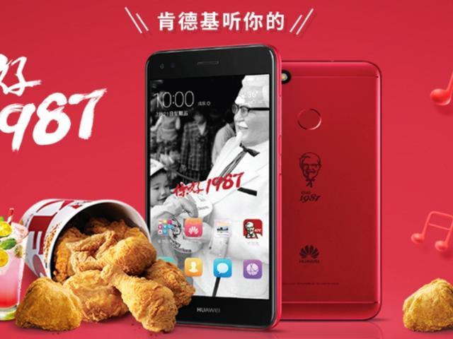 KFC Huawei Smartphone