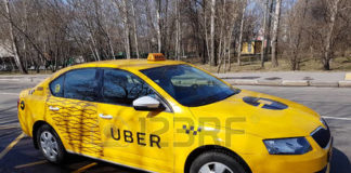 Uber Russia exit