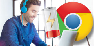 Google Chrome Better Battery Life on mobile devices