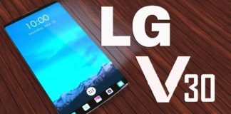 LG V30 debut Germany