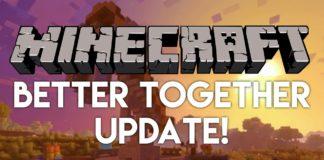 Minecraft better together update beta 1