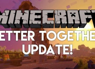Minecraft better together update beta 1