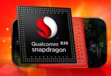 Qualcomm-snapdragon-836 on Google Pixel 2