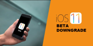 How to Downgrade from a Buggy iOS 11 Beta to a More Stable iOS 10.3.3 Beta