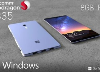 surface phone not coming 2017