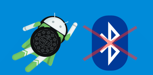Android Oreo bluetooth issues