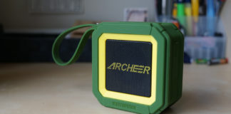 Archeer A106 Bluetooth Speaker Waterproof IPX-5