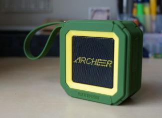 Archeer A106 Bluetooth Speaker Waterproof IPX-5