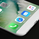 Curved OLED iPhone 8 Samsung Display