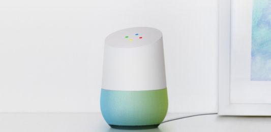 Google Assistant LG