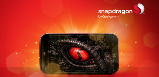 New Generation Snapdragon chipsets from Qualcomm - with IR depth sensing