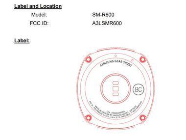Samsung-Gear Sport.-FCC
