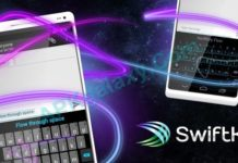 SwiftKey Microsoft Garage