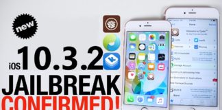 iOS 10.3.2 jailbreak confirmed