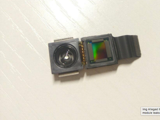 iPhone 8 3D Camera Sensing Technoloty