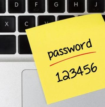 unsafe passwords
