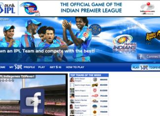 IPL Facebook Video