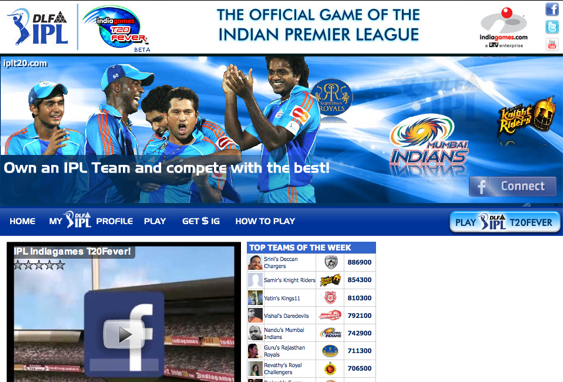 IPL Facebook Video