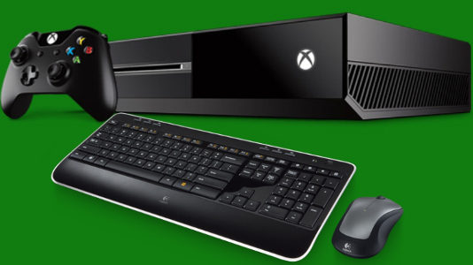 Xbox One Keyboard and Mouse Support