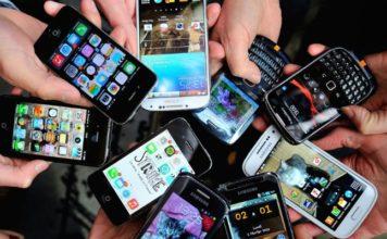 smartphone market disruption