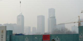 China air pollution factory closures
