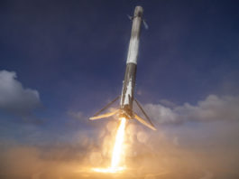 Falcon 9 SpaceX October 11