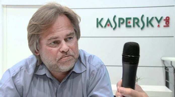 Russian intelligence Kaspersky Lab