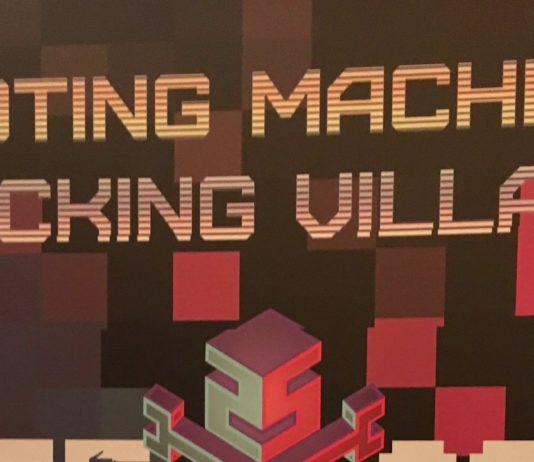 defcon hack - voting machine hacking village report