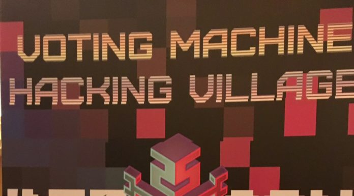 defcon hack - voting machine hacking village report